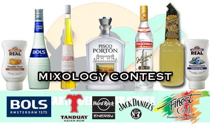 Bartender Bash Series 2 Mixology Contest